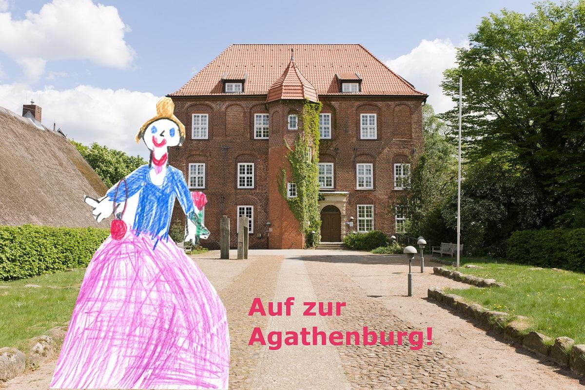 kreaTonal - Auf zur Agathenburg!