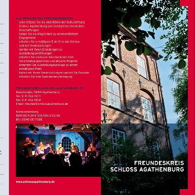Freundeskreis Schloss Agathenburg e.V. - Information und Beitrittserklärung
