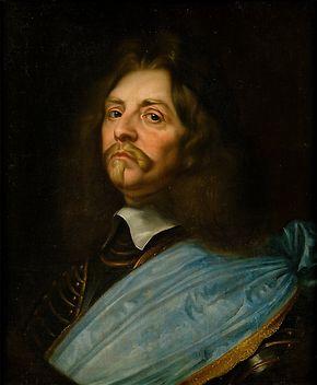 Hans Christoph von Königsmarck erbaute 1655 Schloss Agathenburg
