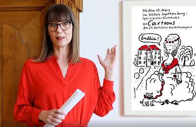 KarikaturKunst&Kaffee – Virtuell!