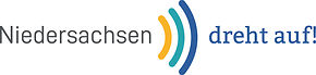 Logo: Niedersachsen dreht auf!