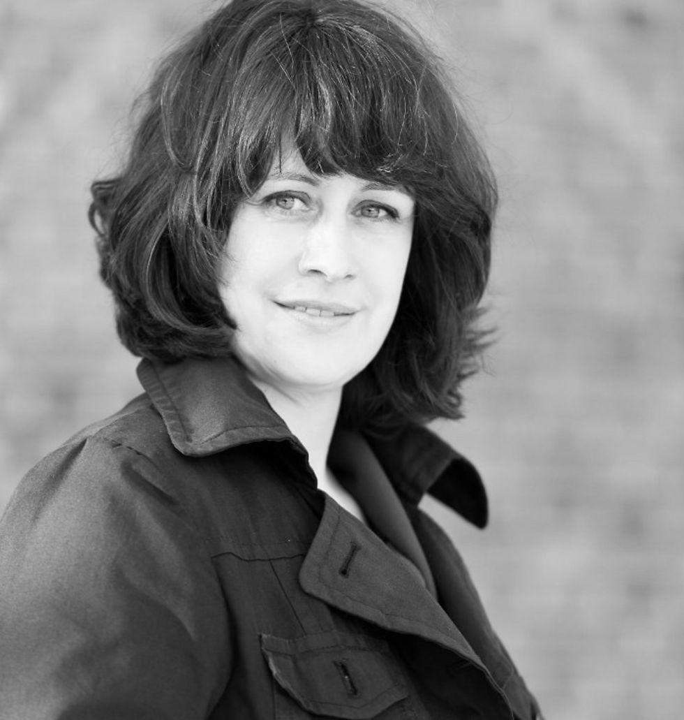 Porträtaufnahme von Ruth Meyer