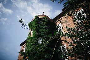 Schloss Agathenburg im Grünen